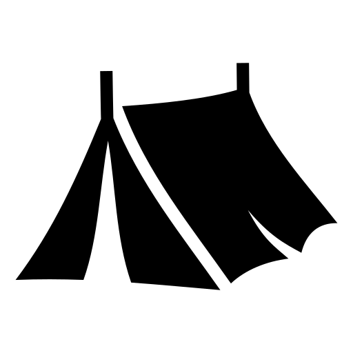 Camping Tent Icon Game Icons Net