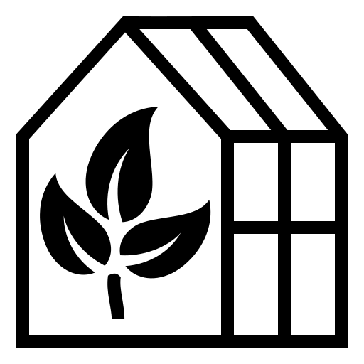 Greenhouse Icon Game iconsnet