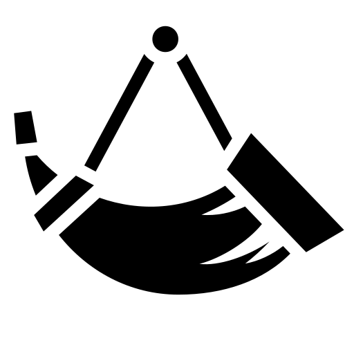 About Icon >> Hunting horn icon | Game-icons.net