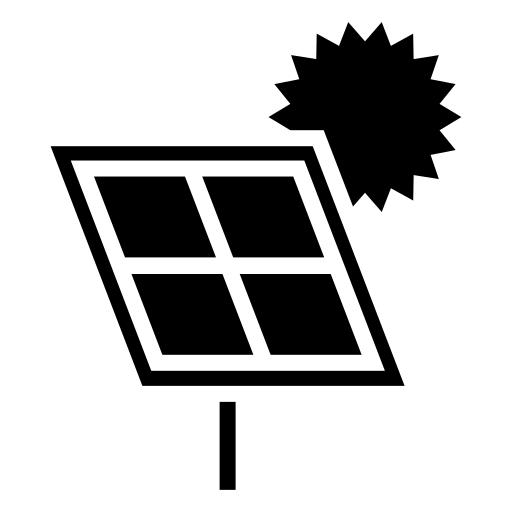 Solar Power Icon Game Icons Net