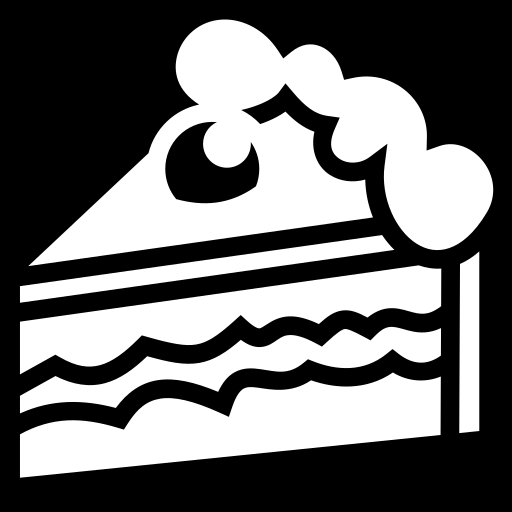 Cake Slice Icon Game iconsnet