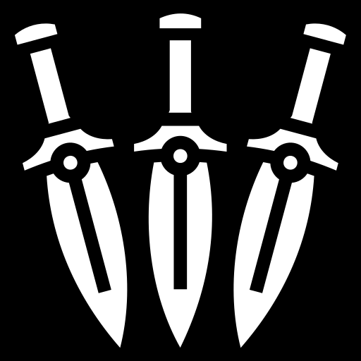 Daggers icon | Game-icons.net