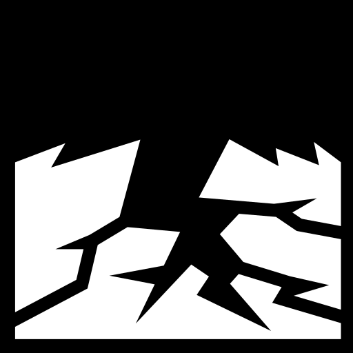 Earth spit icon | Game-icons.net Earth