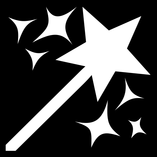 fairy wand icon