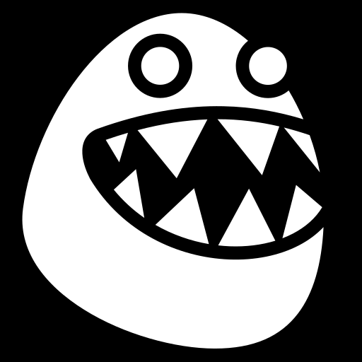 Gluttony icon | Game-icons.net: game-icons.net/lorc/originals/gluttony.html