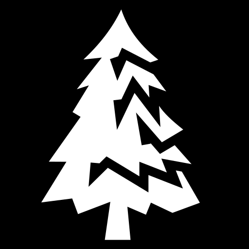Go Back > Gallery For > Pine Tree Icon Png