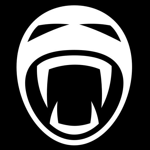 Snake bite icon | Game... Viper Snake Head