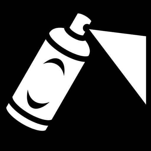 Spray Icon Game iconsnet
