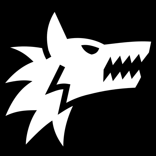 Wolf head icon | Game-icons.net: game-icons.net/lorc/originals/wolf-head.html