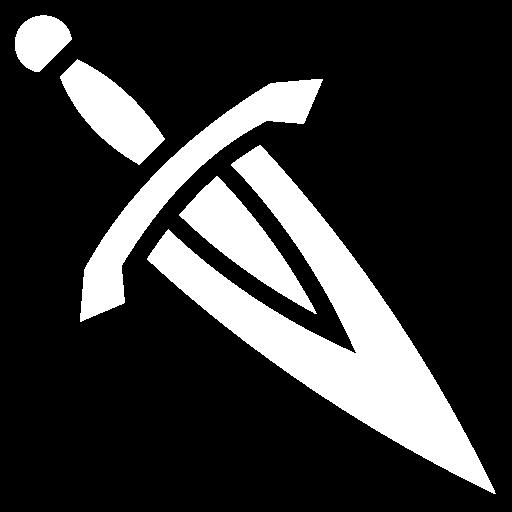 Plain Dagger Icon Game Icons Net
