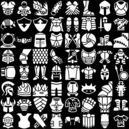 Armor icons montage